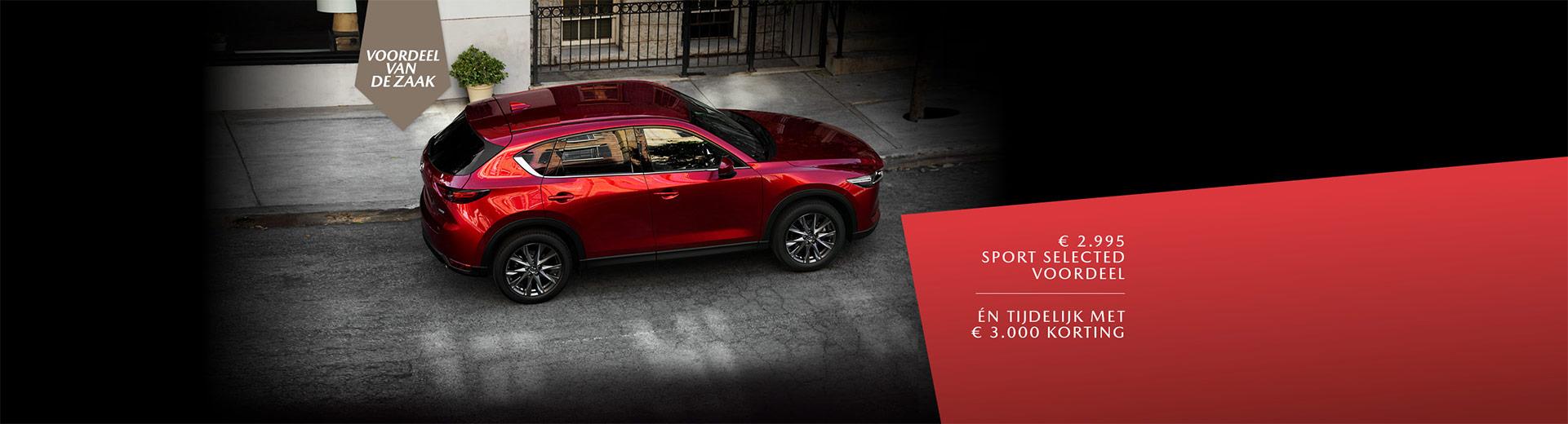 Mazda CX-5 Sport Selected